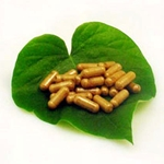 Capsules - Eleuthero Root (Siberian Ginseng)