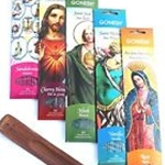 Gonesh Los Santitos - Incense Sticks
