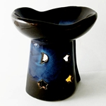 Ceramic Oil Burner (Copal Oval)