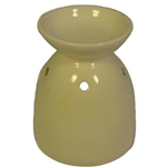 Ceramic Oil Burner (Simplicity Latte)