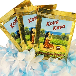 Melting away your stress couldn't be easier than these Instant Kava Singles!  They fit in your backpack, purse, even your pockets, making an instant Kava drink whenever you have water, juice, or any other favorite fruit drink. These Instant Kava Singles were a year in development, but we couldn't be more pleased with the result.