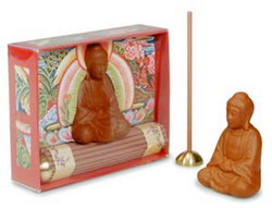 Buddha Incense Kit