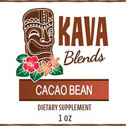 Happy Kava Cacao Bean Tincture Blend