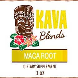 Happy Kava Maca Root Tincture Blend