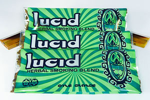 """Chill/Lucid"" Herbal Smoking Blend"