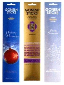 Gonesh Holiday Tradition Sticks