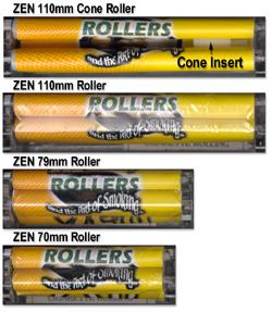 Zen Rollers (Several Sizes)