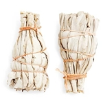 "Juniper Ridge Smudge Stick - White Sage 3"" minis"