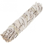 Juniper Ridge Smudge Stick - White Sage 9""