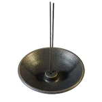Shoyeido Incense Burner - Iron Crystal